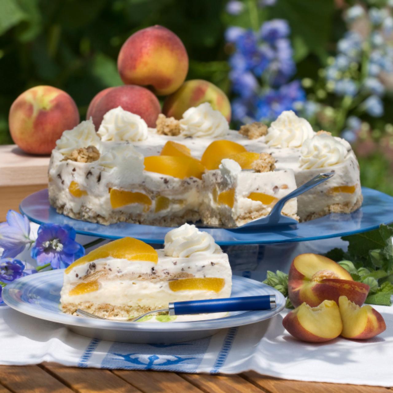 Pudding Pfirsich Torte Rezepte Wochenblatt Fur Landwirtschaft