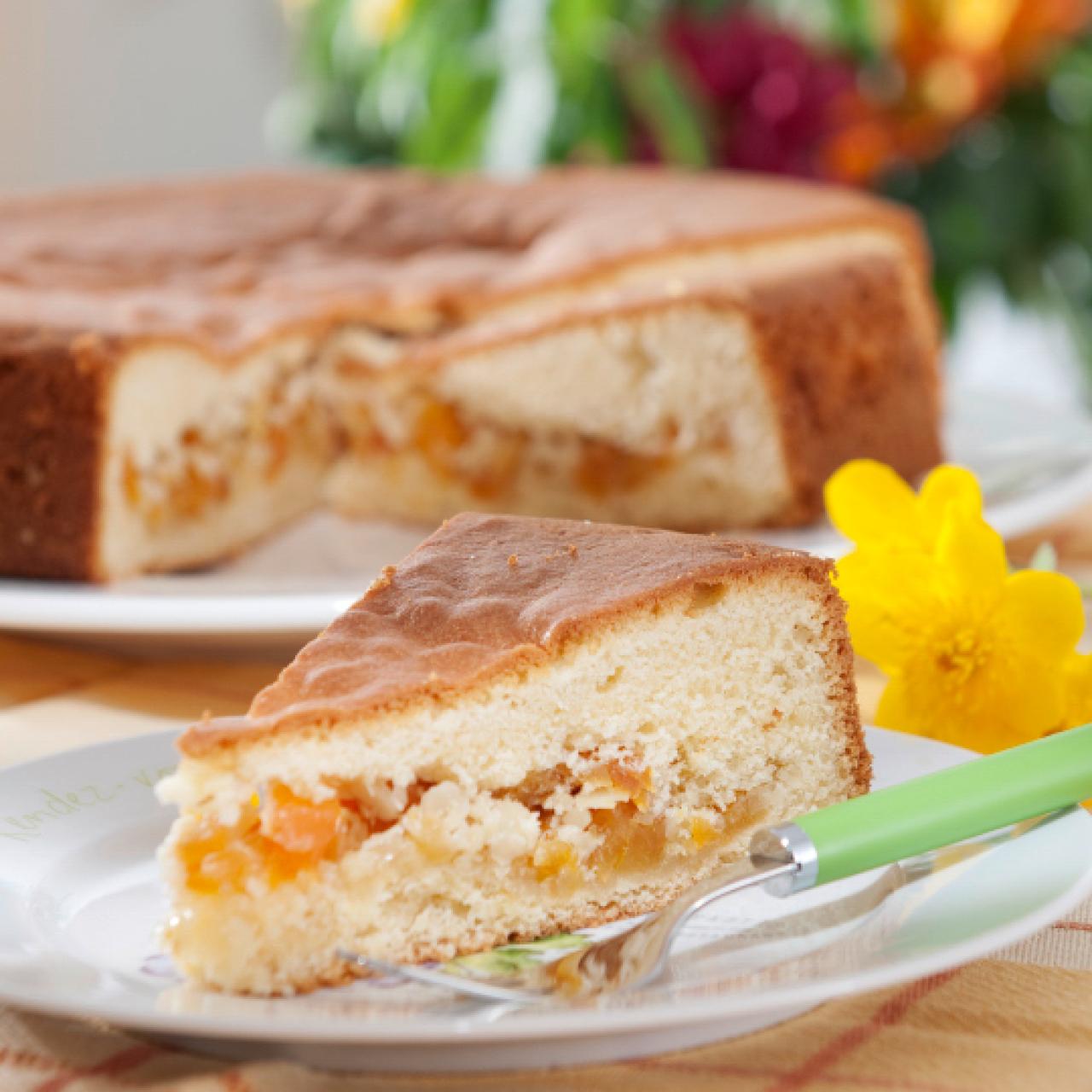 Saure Sahne Kuchen Mit Aprikosen Rezepte Wochenblatt Fur