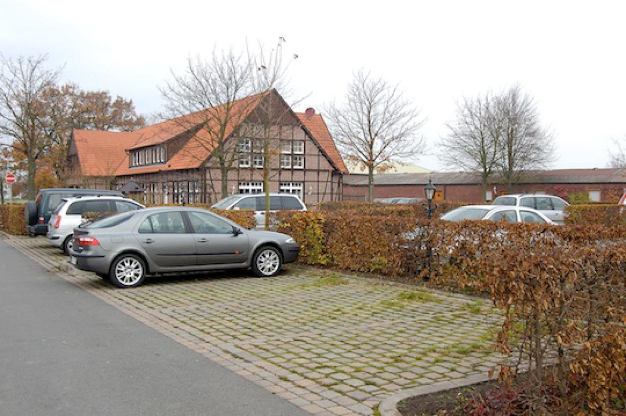 Gewohnheitsrecht Parkplatz
