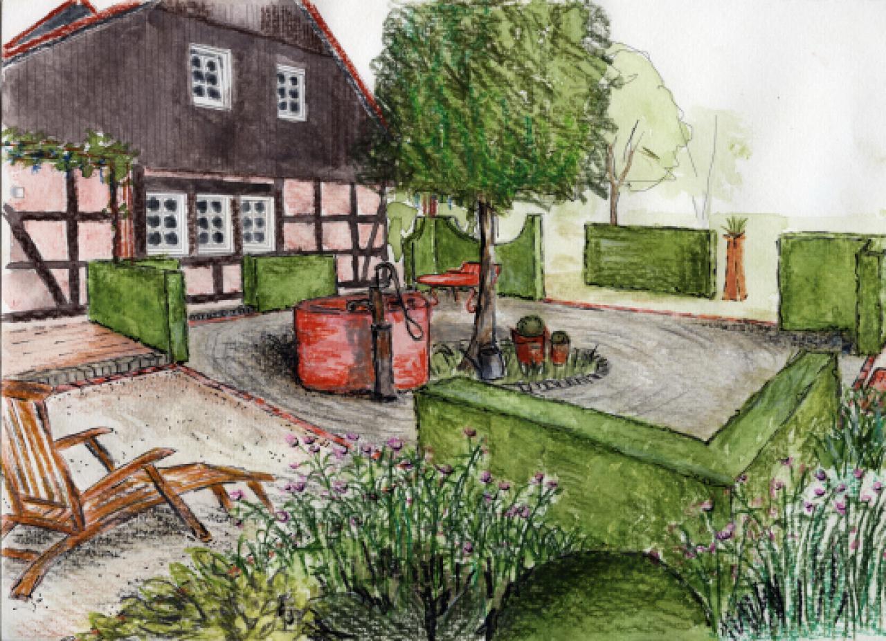 jetzt bewerben und den garten planen lassen nachrichten landleben wochenblatt f r. Black Bedroom Furniture Sets. Home Design Ideas