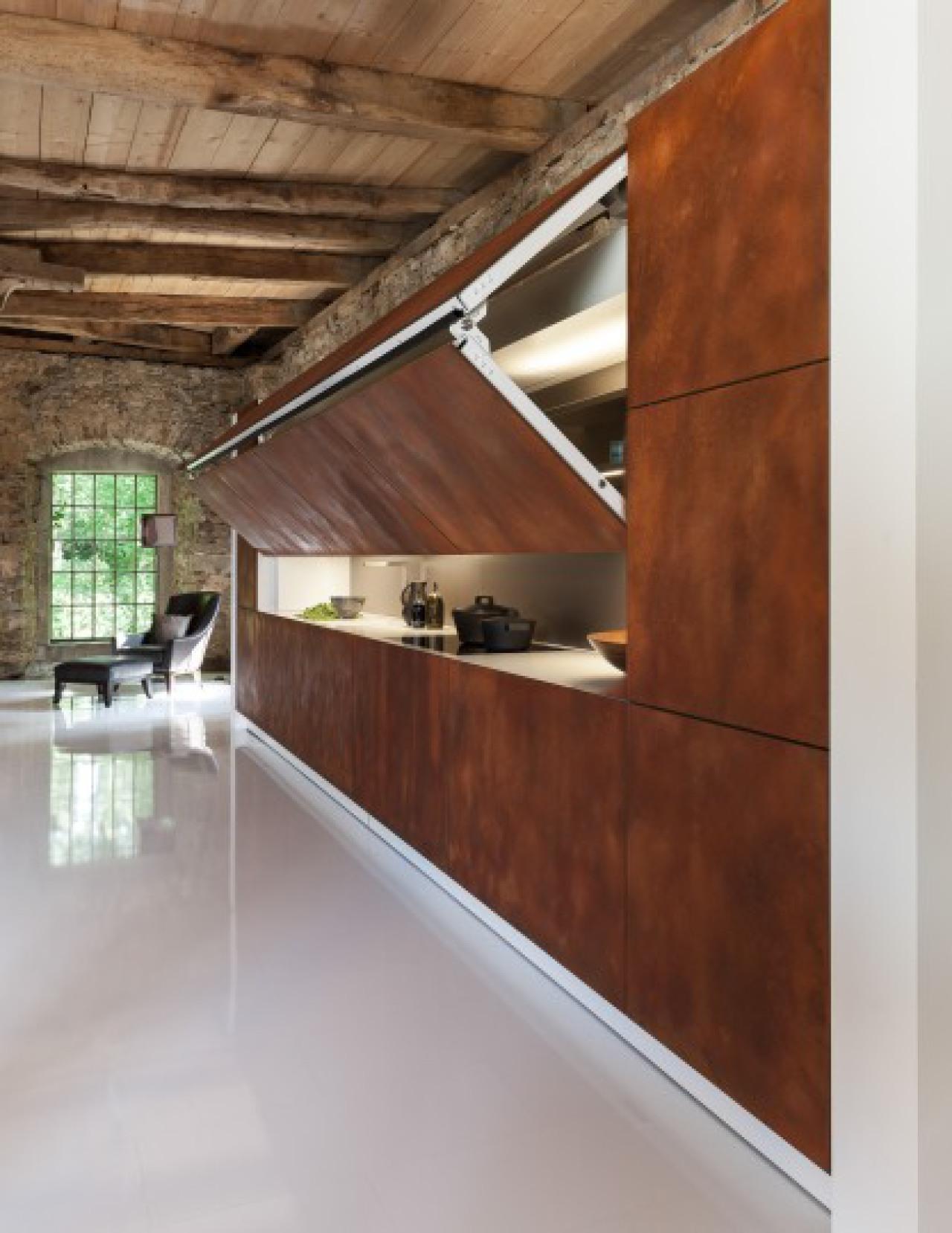 Küchen: Rostig oder schwebend - Haus-haushalt - Landleben ...