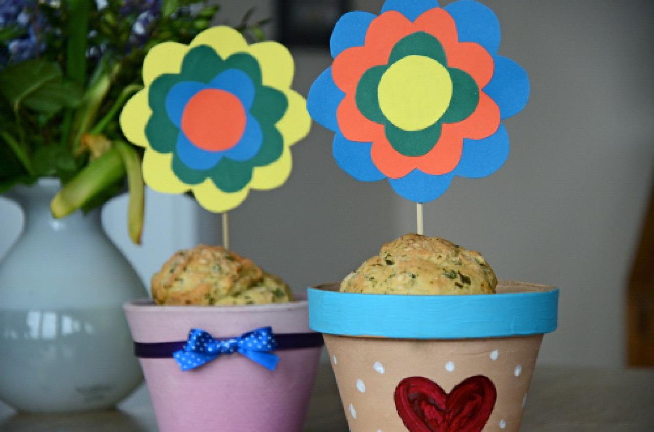 Hallo Kinder Schon Mal Im Blumentopf Gebacken Nachrichten