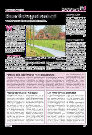 Suche Wochenblatt Für Landwirtschaft Landleben